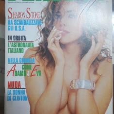 Playboy, ediția italiană, 1992
