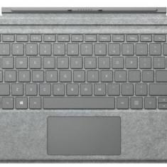 Tastatura Microsoft Signature Type Cover pentru Microsoft Surface Pro 4/Pro (2017)/Pro 6 (Gri)