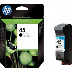 Cartus original HP45XL Black HP 45XL