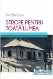 Strofe pentru toată lumea, Ion Minulescu