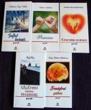Lot 5 volume de versuri, poezii Maria Imbrea, Iosif Diac, Daniela Bulai Martisca, Alta editura