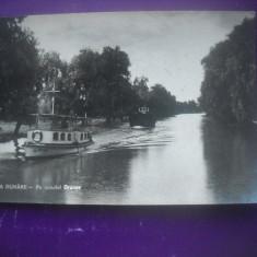 HOPCT  42054 CANALUL DRANOV-DELTA -1959  TULCEA-STAMPILOGRAFIE-RPR-CIRCULATA