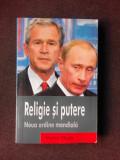 RELIGIE SI POLITICA, NOUA ORDINE MONDIALA - VICTOR DUTA