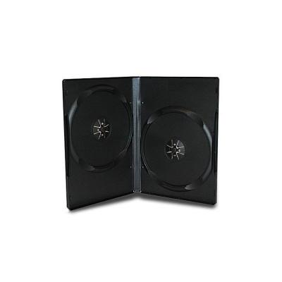 Carcasa dubla Ultra Slim, pentru CD/DVD, 7 mm, personalizabila, Esperanza foto
