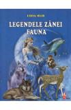 Legendele zanei Fauna - Lidia Hlib