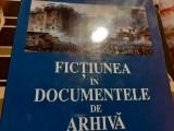 FICTIUNEA ÎN DOCUMENTELE DE ARHIVA - NATALIE  ZEMON DAVIS, NEMIRA, 2003, 269 P