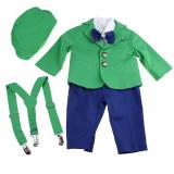 Costum elegant 6 piese pentru baieti Mini Junior CEB-45, Multicolor