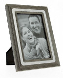 Cumpara ieftin Rama foto Rozmiar 10x15 de birou, insertie metalica, aspect vintage, ProCart