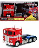 Masinuta Metalica Transformers G1 Optimus Prime Scara 1 la 32, Simba
