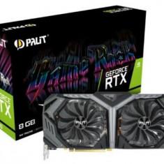 Placa video Palit GeForce GTX 2080 GameRock, 8GB, GDDR6, 256-bit