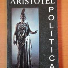 POLITICA DE ARISTOTEL 1996