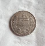 Ungaria - 1 Corona / Korona - 1915 KB, Europa, Argint