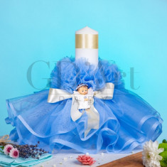 Lumanare The Little Angel Ocean Blue BB-006, GD Art Baby
