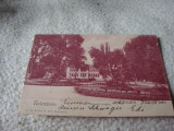 Carte postala - Cluj - Kolozsvar - 1901 - circulata, Printata, Cluj Napoca
