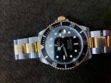 Rolex submariner original %100 preț fix, Mecanic-Automatic
