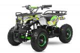 Mini ATV electric pentru copii NITRO Torino Quad 1000W 48V Verde