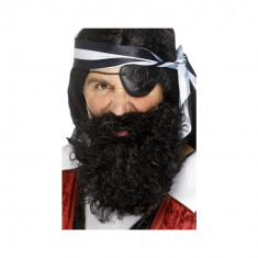 Barba Pirat neagra - Carnaval24