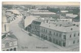 305 - Tg-JIU, Gorj, Panorama, Romania - old postcard - unused