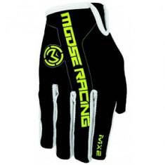 Manusi motocross Moose Racing MX2 culoare negru/galben M Cod Produs: MX_NEW 33304205PE