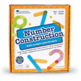 Joc educativ Learning Resources - Construieste numere - Set constructie