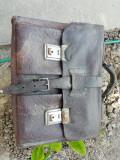 Geanta piele vintage