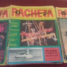 22 REVISTE RACHETA CUTEZATORILOR ANII 1969 1970 1971