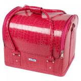 Geanta Produse Cosmetice SensoPRO Milano, Pink, Fraulein38
