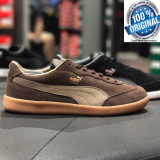 Cumpara ieftin Adidasi Puma LIGA LEATHER ORIGINALI 100% Piele   nr  40