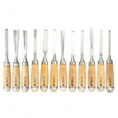 Set de dalti pentru lemn Troy T25004 200 mm 12 piese