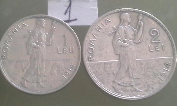1LEU,2 LEI 1914/1