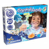 Joc educativ Science4you, fabrica de cristale luminoase