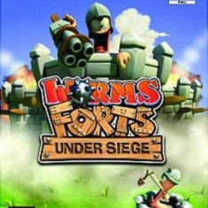 Worms Forts Under Siege - PS2 [Second hand], Strategie, 3+, Multiplayer