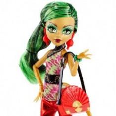 Jinafire Long cu accesorii - Monster High