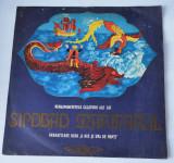 Disc vinil LP - Povesti - Nemaipomenitele Calatorii ale lui Sinbad Marinarul