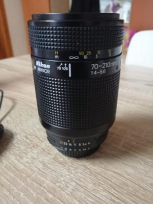 Nikon 70-210mm f/4-5.6 foto