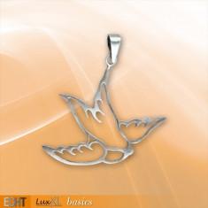 Pandantiv argint Randunica