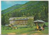 Bnk cp Poiana Brasov - Hotel Bradul - circulata, Printata
