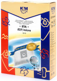 Sac aspirator ETA 419 sintetic 4X saci + 2 filtre KM