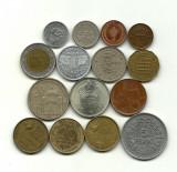 Lot Monede Europa - 15 bucati