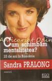 Cumpara ieftin Cum Schimbam Mentalitatea - Sandra Pralong, Polirom