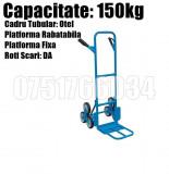 Liza Carucior Scari Trepte Platforma Rabatabila Fixa Transport 150kg