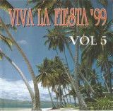 CD  Viva La Fiesta '99 Vol 5, original