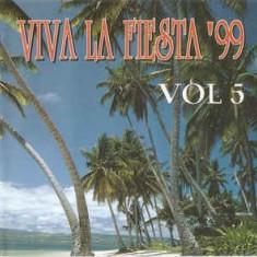 CD  Viva La Fiesta '99 Vol 5, original