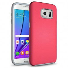 Husa Iberry Armor Rugged Roze Pentru Samsung Galaxy S7 Edge G935