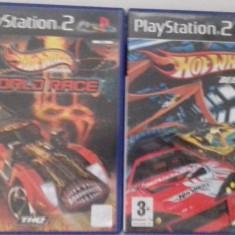 Joc PS2 x 2 - Lot 021