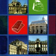 Bucureşti, harta turistică