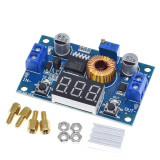 DC-DC converter step-down, IN: 4.0-38V, OUT: 1.25-35V, (5A - 75W) (DC.226)