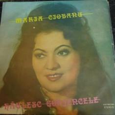 Maria Ciobanu – Hăulesc Gorjencele  Electrecord – ST-EPE 01788 / 1981, VINIL