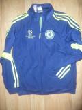 Jacheta Trening Adidas pt Juniori ,masura M-UEFA Champion League ,masura M copii, Bleumarin