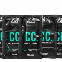 Crema de protectie pentru piele Muc Off Chamois Cream Sachet Pack (5 buc 10ml)